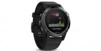Garmin Fenix 5 -  Smart Watch- Slate Gray with Black Band
