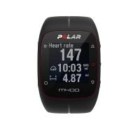 Polar M400 - GPS Smart Sports Watch and Fitness Tracker - Black