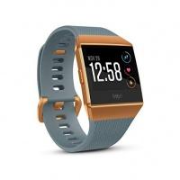 Fitbit Ionic GPS Smart Watch Activity Tracker - Slate Blue/Burnt Orange (FB503)
