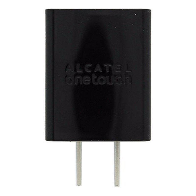 Alcatel OneTouch Travel Charger Adapter UC11US Black