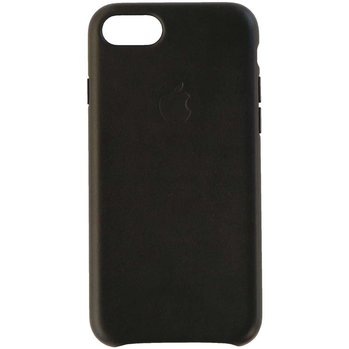 Apple Leather Case Cover for iPhone 8 and 7 - Black Leather MQH92ZM/A
