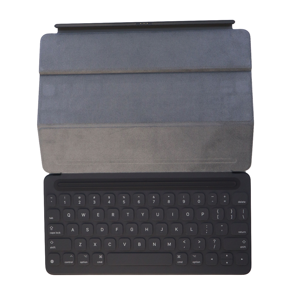 Official Apple Smart Keyboard for iPad Pro 10.5 - Black (MPTL2LL/A)
