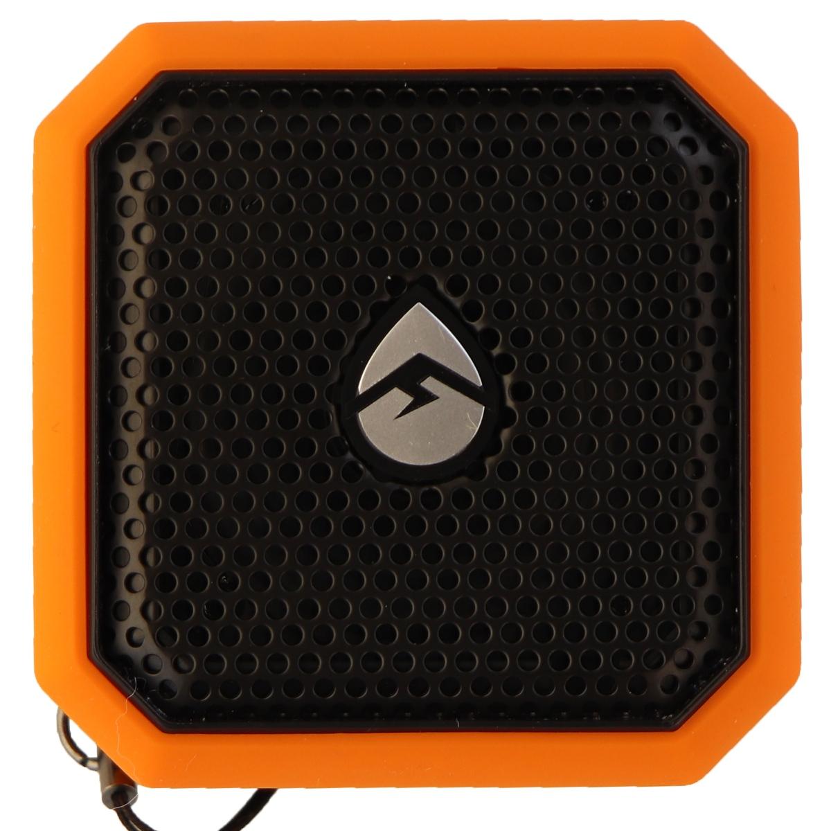 ECOXGEAR EcoPebble Lite Bluetooth Waterproof Rechargeable Speaker - Orange