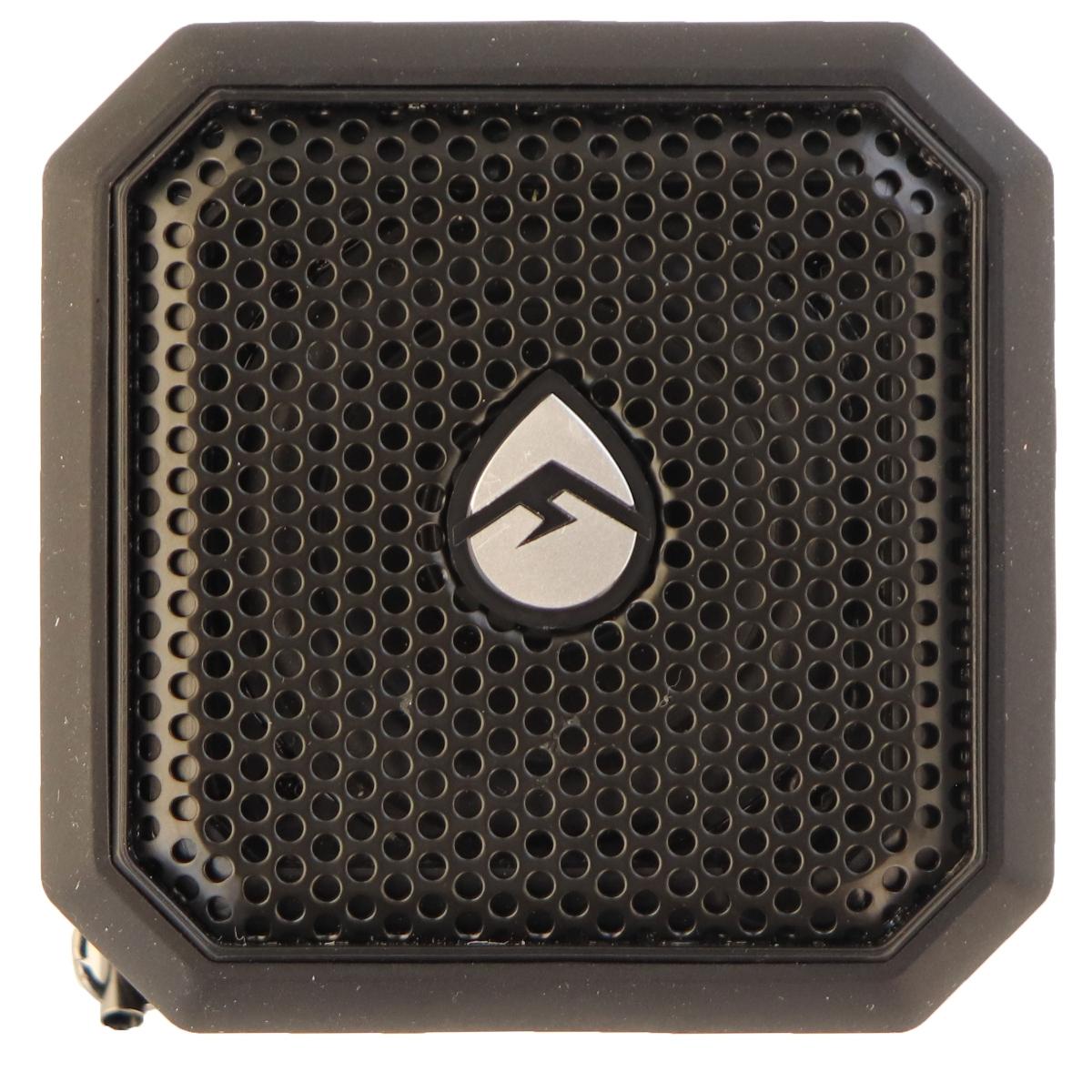 ECOXGEAR EcoPebble Lite Bluetooth Waterproof Rechargeable Speaker - Black
