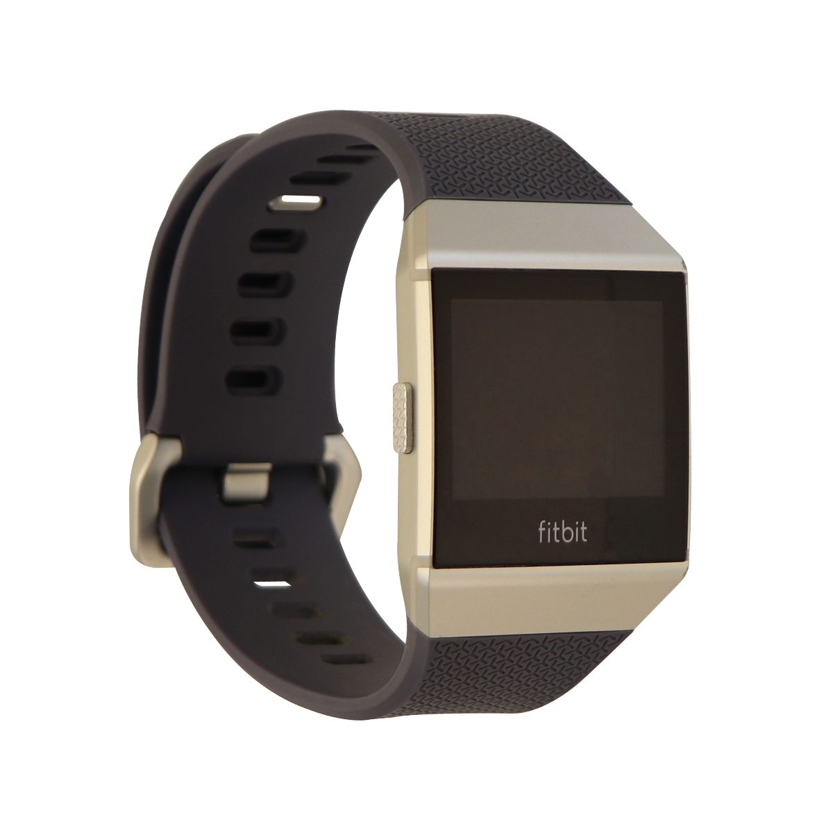Fitbit Ionic Activity Tracking Smartwatch - Blue-Gray/Silver (S / L Bands) FB503