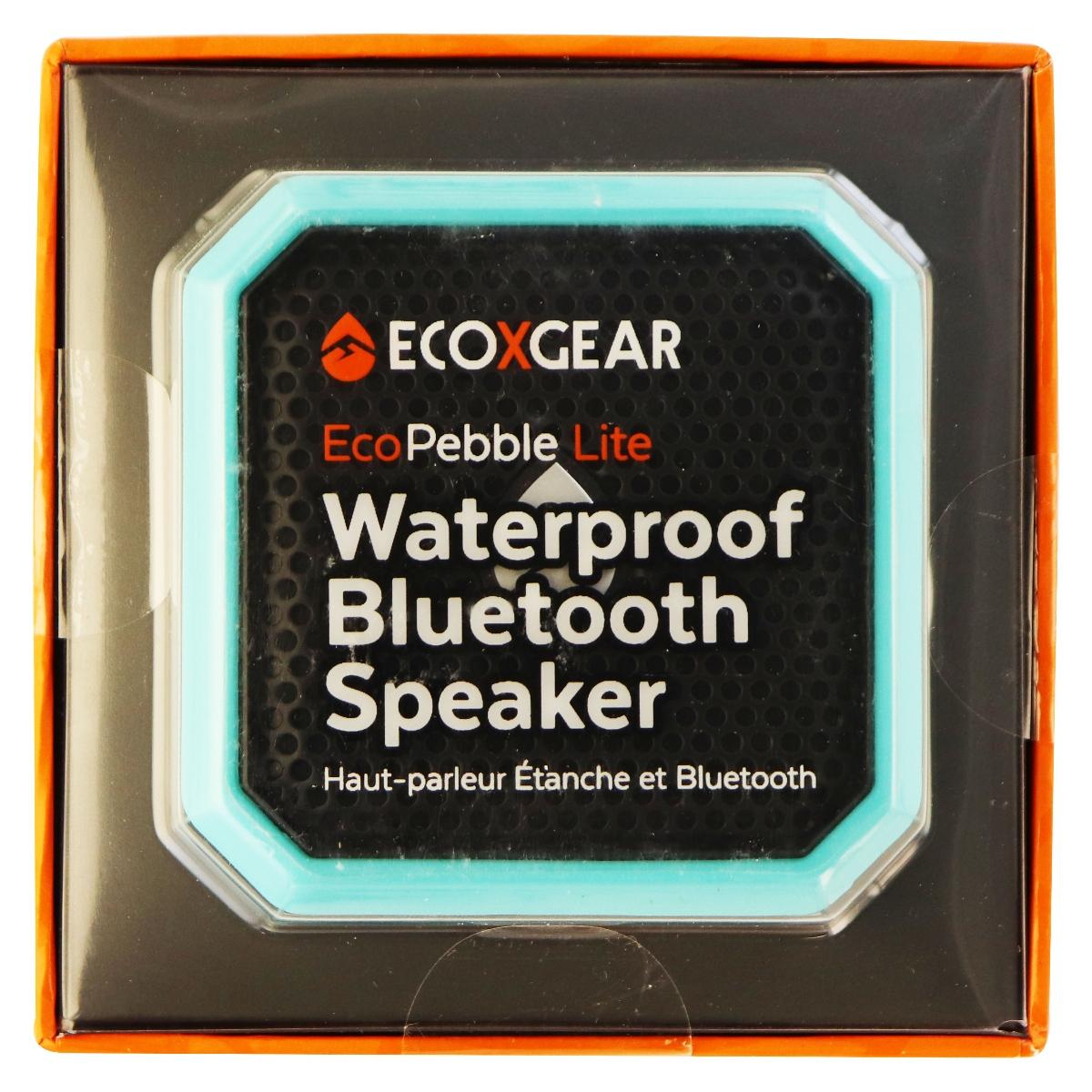 ECOXGEAR PEBBLE Lite Bluetooth Wireless Portable Speaker (GDI-EXPLT505) - Mint