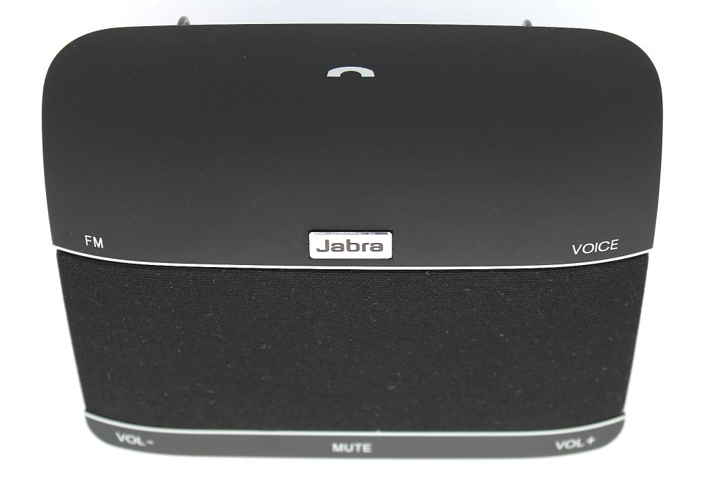 Jabra Freeway Series Wireless Bluetooth Car Speaker/Microphone - Black