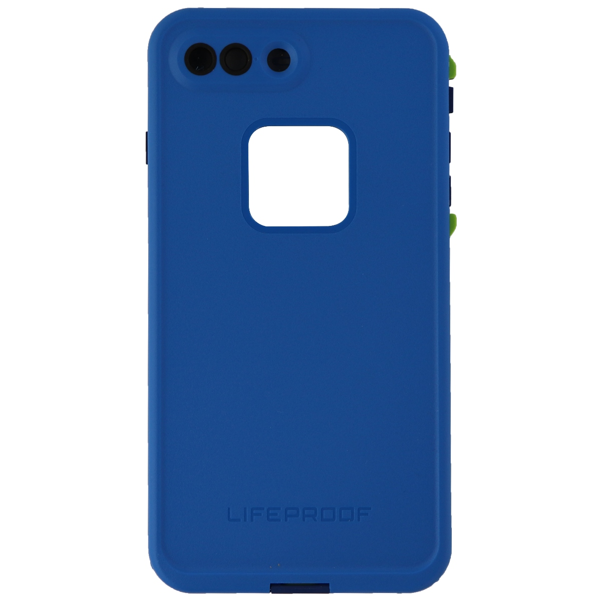 LifeProof Fre Series Protective Case Cover for iPhone 8 Plus 7 Plus - Blue Green