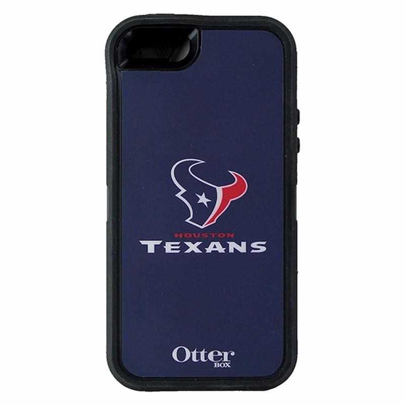Otterbox NFL Defender Case for Apple iPhone 5/5S/SE - Houston Texans