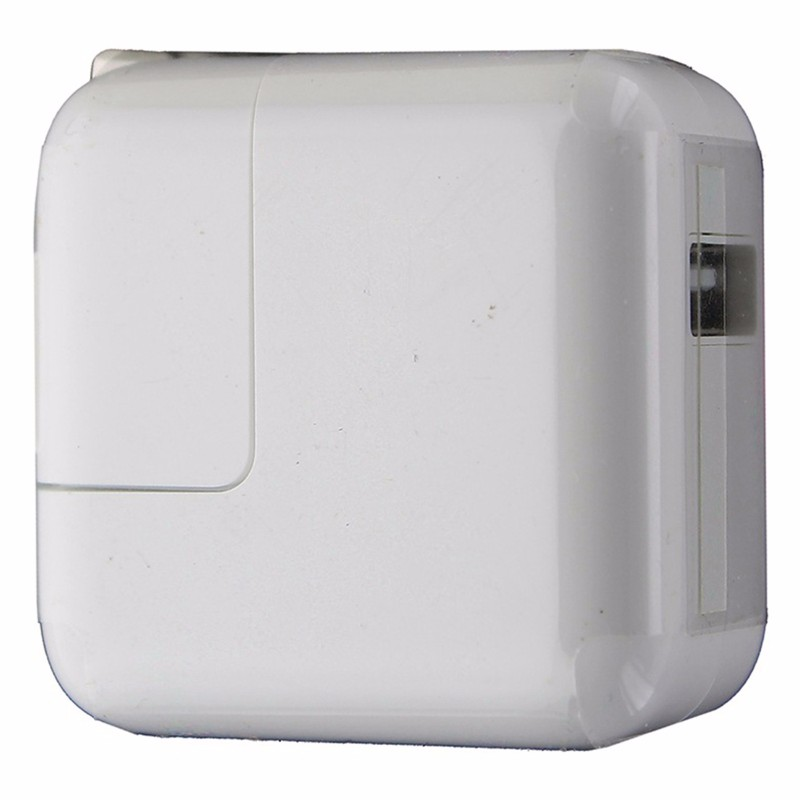 Apple 10-Watt USB Power Adapter Single USB Wall Charger - White A1357 MC359LL/A