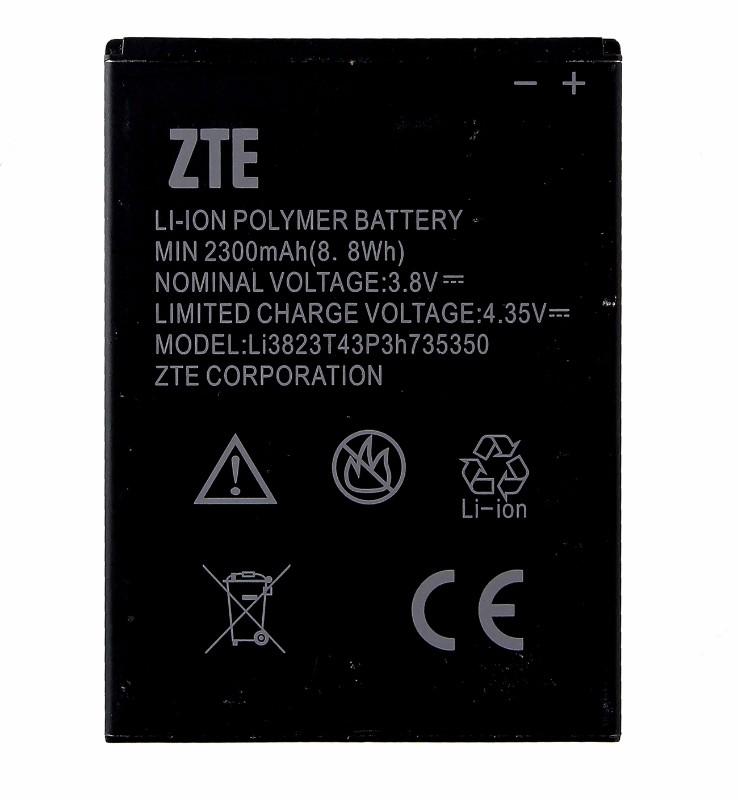 OEM ZTE LI3823T43P3H735350 1900 mAh Replacement Battery for ZTE N9835/N986