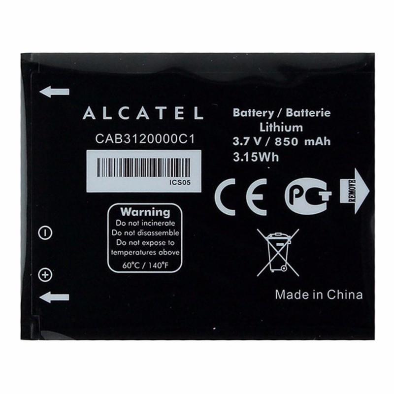 Alcatel aVengeance 850 mAh Battery - CAB3120000C1 OEM