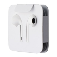 Apple Earpods MMTN2AM/A with 3.5mm Lightning Adapter MMX62AM/A iPhone X 8 7