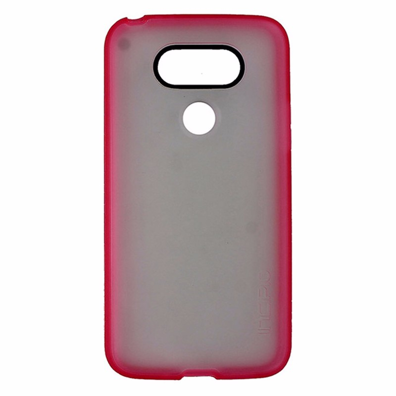 Incipio Octane Impact Case for LG G5 - Clear Ghost and Pink