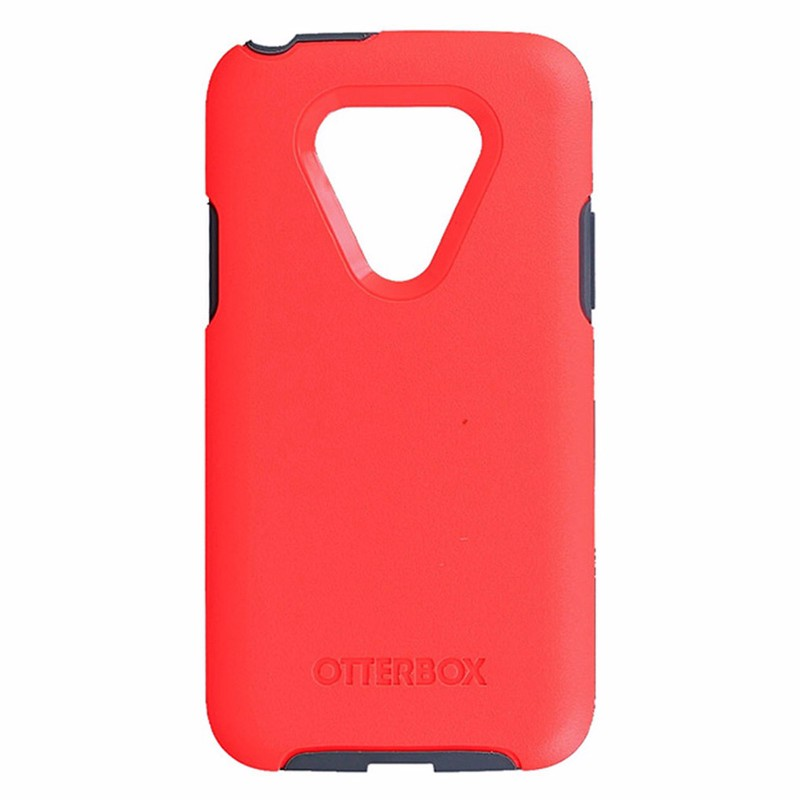 OtterBox Symmetry Series Case for LG G5 - Coral/Gunmetal Grey