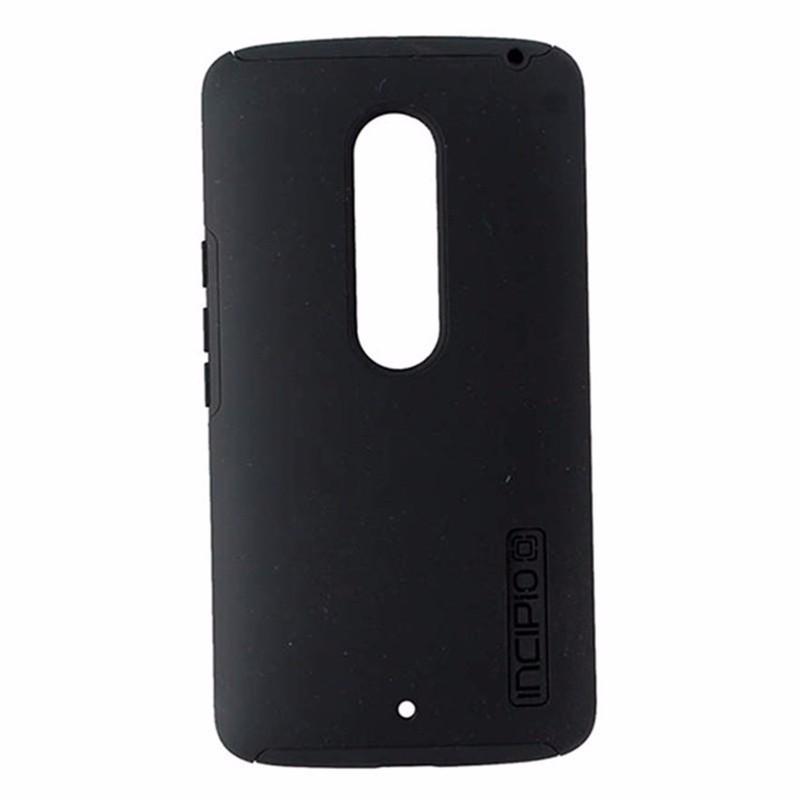 Incipio DualPro Dual Layer Case for Motorola Droid MAXX 2 - Black on Black