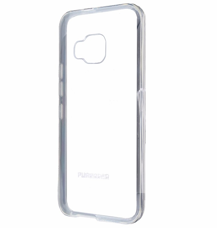 PureGear Slim Hard Shell Case for HTC One M9 - Clear