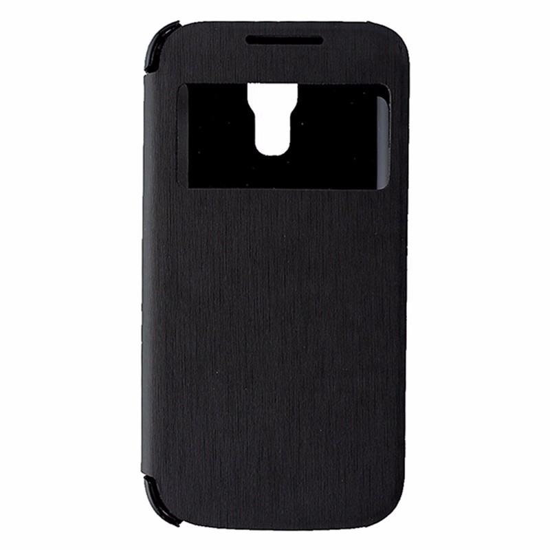 Random Order Impact Folio Case for Samsung Galaxy S4 Mini - Black