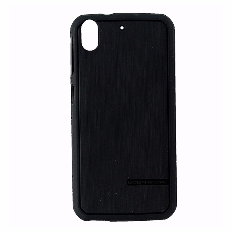 Body Glove Satin Softshell Case for the HTC Desire 626s - Black