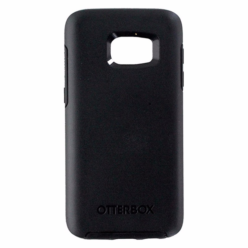 OtterBox Symmetry Protection Case for Samsung Galaxy S7 Smartphone - Black