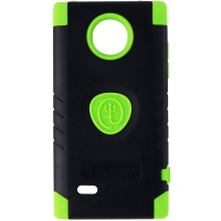 Trident Aegis Series Dual Layer Case for LG Spectrum 2 - Black/Green
