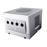 Nintendo Game Cube Gaming Console - Silver