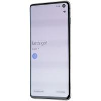 Samsung Galaxy S10 Smartphone (SM-G973U) Verizon Locked - 128GB / Prism White