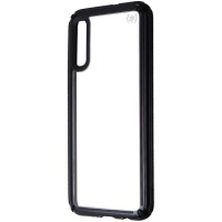 Speck Presidio V-Grip Case for Samsung Galaxy A50 - Clear/Black