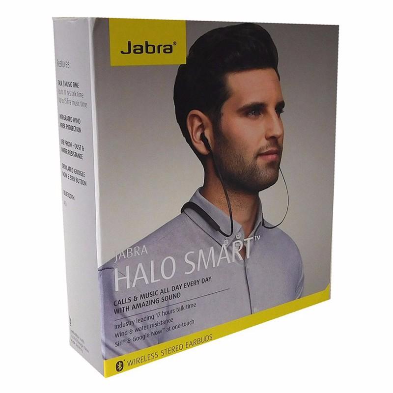 RETAIL BOX - Jabra Halo Smart Headset - NO DEVICE