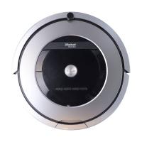 iRobot Roomba 860 Vacuum Cleaning Robot - Silver
