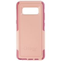 OtterBox Commuter Dual Layer Case for Samsung Galaxy Note 8 - Pink Salt/Blush