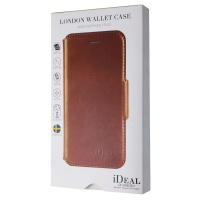 iDeal of Sweden London Wallet Case for Apple iPhone 8 Plus / 7 Plus - Brown