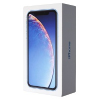 RETAIL BOX - Apple iPhone XR - 128GB / Blue - NO DEVICE