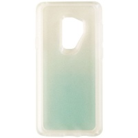 OtterBox Symmetry Case for Samsung Galaxy S9+ (Plus) - Clear/Teal Fade/Glitter