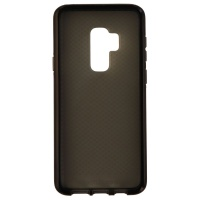 Tech21 Evo Check Series Soft Gel Case for Samsung Galaxy S9+ (Plus) - Black