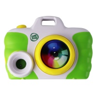 LeapFrog Creativity Case with Camera App for iPhone 5/4s/4/iPod - Green/White