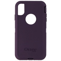 OtterBox Replacement Exterior Shell for iPhone XS Max Defender Cases - Purple