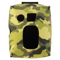 XSories TuXSedo Neoprene Jacket or GoPro Hero 4, Hero 3 and 3+ Cams -Jungle Camo