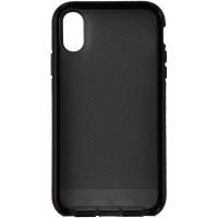 Tech21 Evo Check Series Gel Case for Apple iPhone XR - Smokey/Black