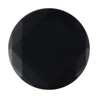 PopSockets Replacement Swappable Grip Top - Metallic Diamond Black (Top Only)
