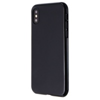 Gabba Goods Ultra Slim Gel Case for Apple iPhone XS / X - Black