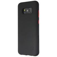 Nimbus9 Cirrus Series Case for the Samsung Galaxy S8+ (Plus) - Black/Orange