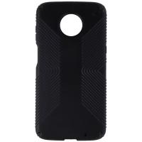 Speck Presidio Grip Case Cover for Moto Z3 / Moto Z3 Play - Black