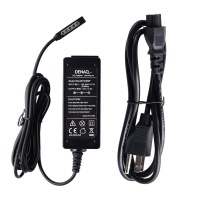 Denaq 12V AC Laptop Charger Power Supply for Select Microsoft Laptop-DQ-MS12365P