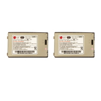 KIT 2x LG 950 mAh Replacement Battery (LGLP-AHGM) for LG Voyager