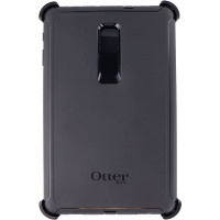 Otterbox Defender Series Case / Stand Cover for Galaxy Tab A 10.5 (2018) - Black