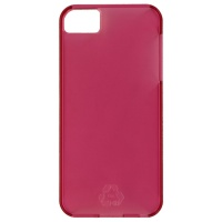 Case-Mate Barely There rPet series for Apple iPhone SE / 5S - Transparent Pink