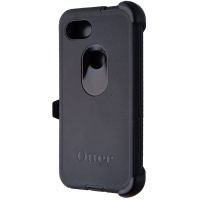 OtterBox Defender Series Case and Holster for Google Pixel 3a XL - Black