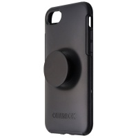 OtterBox + Pop Symmetry Series Phone Case for iPhone 8 / 7 - Black