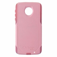 OtterBox Commuter Series Protective Case for Moto Z Droid - Bubblegum Way (Pink)